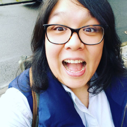 Olyvia is a Pacific Northwest native and Vietnamese American female. She wants to inspire others to be captains of social change.